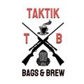 Taktik Bags and Brew